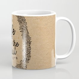 life is in the detail Coffee Mug