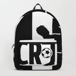 CR7 Ronaldo Juve Juventus Backpack