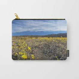Rising Bloom Carry-All Pouch
