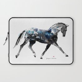 Horse (Trotting Elegance) Laptop Sleeve