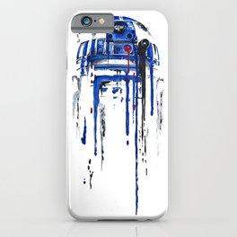 A blue hope 2 iPhone Case