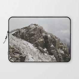 Winter on Mt. Liberty Laptop Sleeve