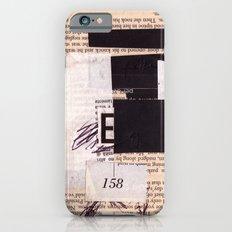 BOOKMARKS SERIES pg 302 iPhone 6s Slim Case