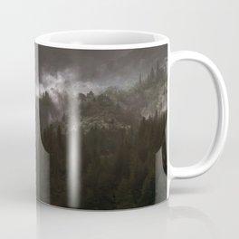 Foggy morning in Bosnia Coffee Mug