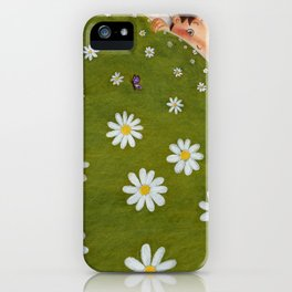 Welcome back spring! iPhone Case