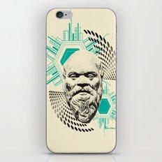 Socrates! iPhone & iPod Skin