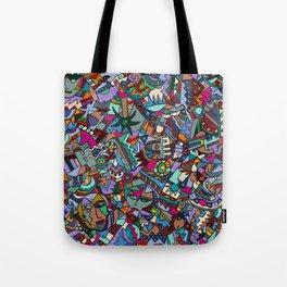 Colorfest Tote Bag