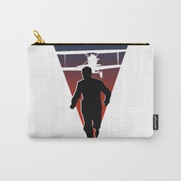 North By Northwest: Alfred Hitchcock + Cary Grant + plane = film classic Carry-All Pouch