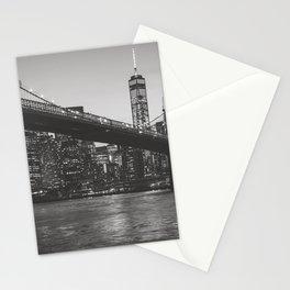 New York Nights Stationery Cards