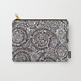Year of the Snake mosaic Carry-All Pouch