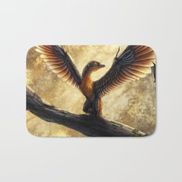 Archaeopteryx Lithographica Commission Bath Mat