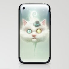Release the Odd Kitty!!! iPhone & iPod Skin