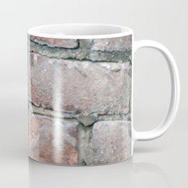 Pigeon hiding in crevice Coffee Mug