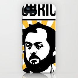Stanley Kubrick Tribute iPhone Case