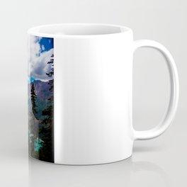 The valley and beyond Coffee Mug