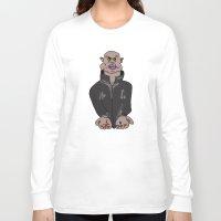 matrix Long Sleeve T-shirts featuring Matrix by flydesign