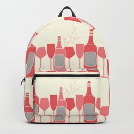 Pass the Wine Please Backpack