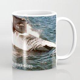 USS ETHAN ALLEN (SSBN-608) Coffee Mug