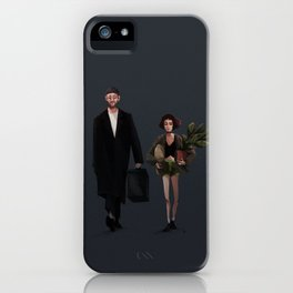 LÉON iPhone Case
