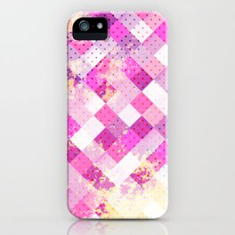 Sweet in Pink iPhone Case