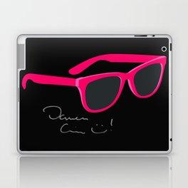 Darren Criss Glasses Laptop & iPad Skin