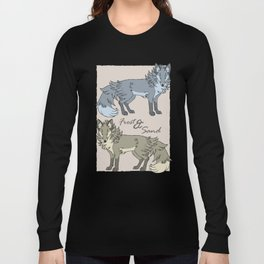 Frost and Sand Long Sleeve T-shirt