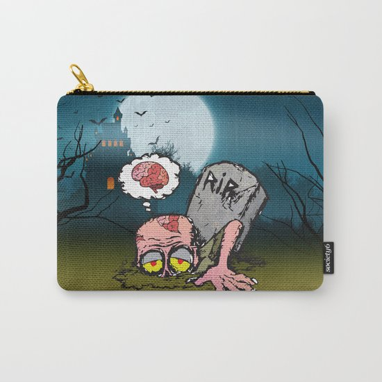 I'll be back now Carry-All Pouch