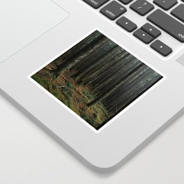Gorge Woods Sticker