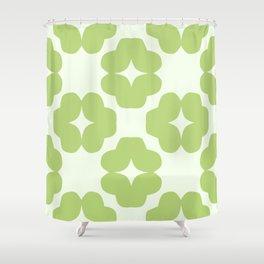Leafage Foliage Shower Curtain