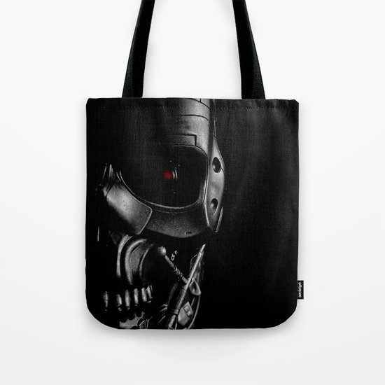 Endoskeleton Tote Bag