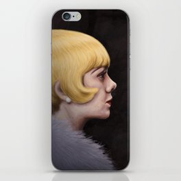 Miss Daisy iPhone Skin