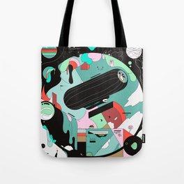 VKVKVKVK Tote Bag
