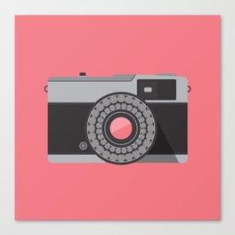 Camera Series: Olympus Trip 35 Canvas Print