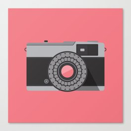 Camera Series: Olympus Trip 35 Canvas Print