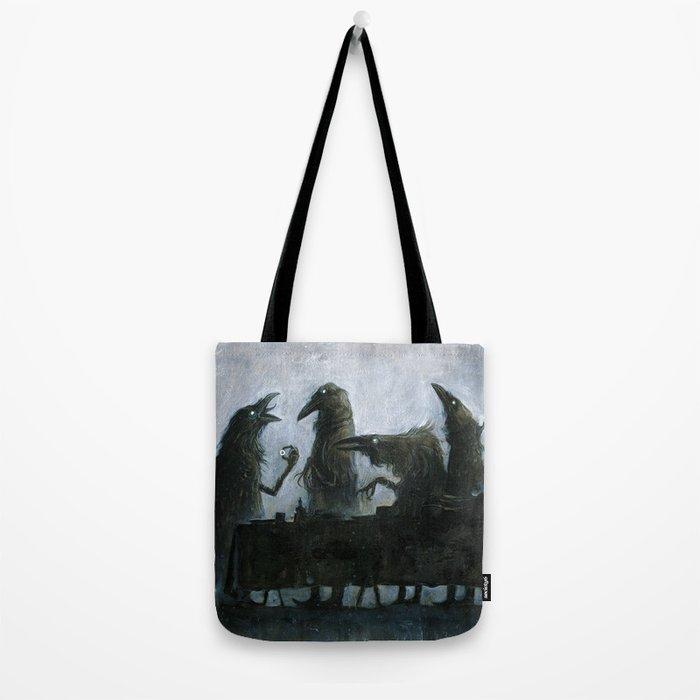 7Ravens - Table Tote Bag