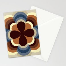A kind of flower Stationery Cards