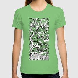 Complicado Doodle T-shirt