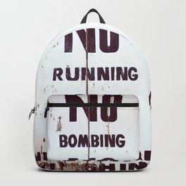 Behave Backpack