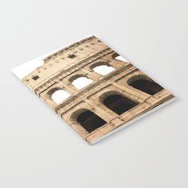 The Colosseum, Rome, Italy. Notebook