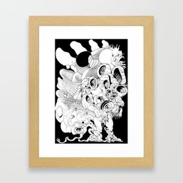 charm Framed Art Print