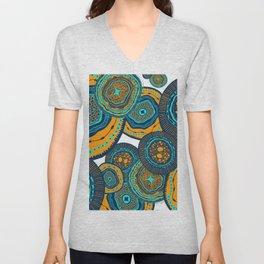 Colorwheel Unisex V-Neck