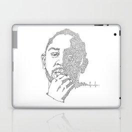 Kendrick Lamar Portrait: #blacklivesmatter Laptop & iPad Skin