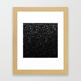 Crystal Bling Strass G283 Gerahmter Kunstdruck
