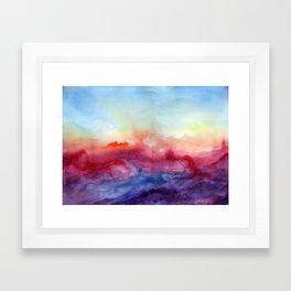 Arpeggi Framed Art Print