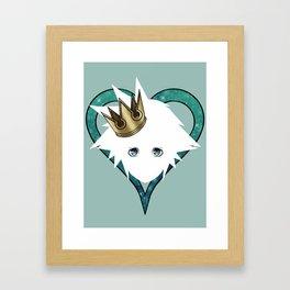 Royal Sora Framed Art Print