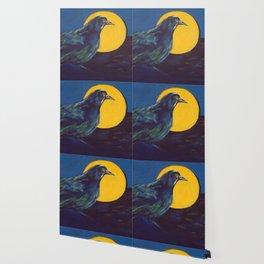 Awakening (American Crow) Wallpaper