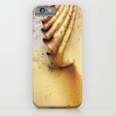 Yellow Push Slim Case iPhone 6s