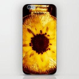 Flower Pendant iPhone Skin