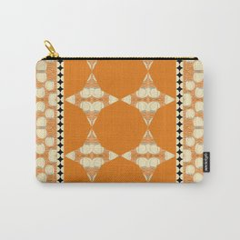 Roses And Waves Sparks Carry-All Pouch