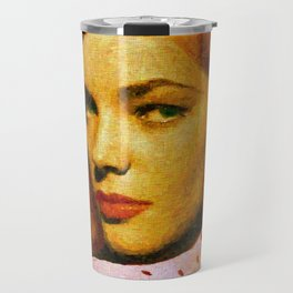 Lauren Bacall  - 036 Travel Mug